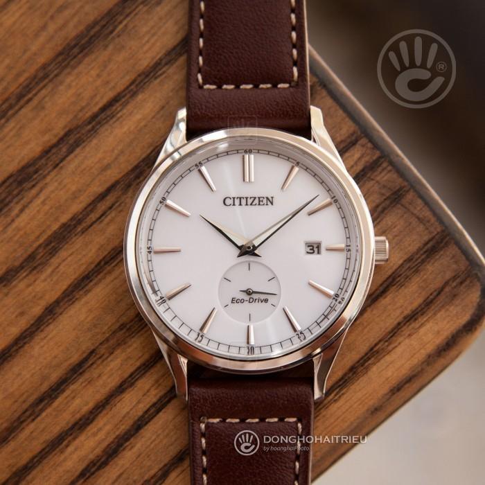 Đồng hồ Citizen BV1119-14A, Bộ Máy Năng Lượng Ánh Sáng 4