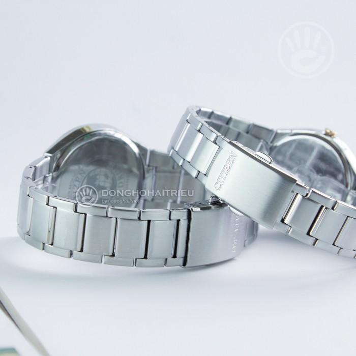 Đồng hồ Citizen FE6024-55B, Bộ Máy Năng Lượng Ánh Sáng, Siêu Mỏng 6