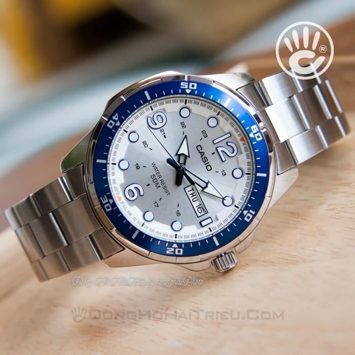 Đồng hồ Casio MTD-100D-7A2VDF, Dạ Quang 5