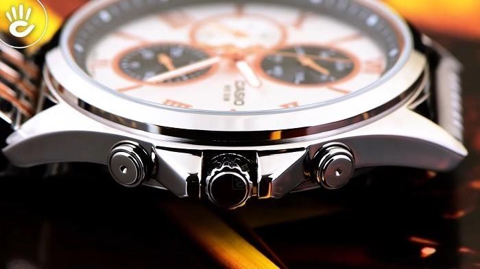 Review đồng hồ Casio MTP-E316RG-7AVDF: đồng hồ 6 kim độc đáo-4