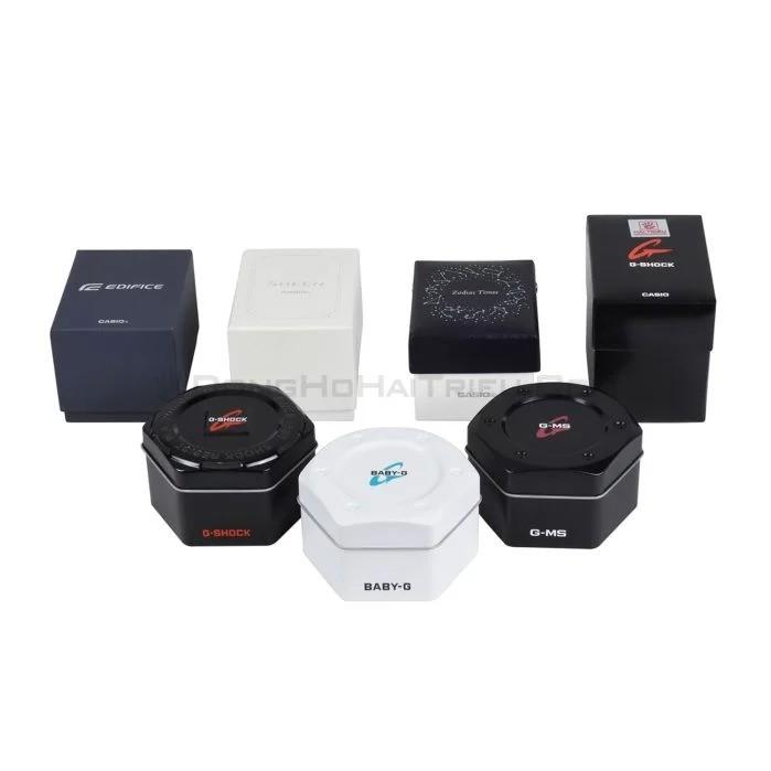 Đồng hồ nam Casio MTP-E130L-2A2VDF cam kết zin 100%, hàng mới nhưng bị rỉ sét tại vạch số 3h,9h,12h và khung lịch, full bảo hành và phụ kiện 2