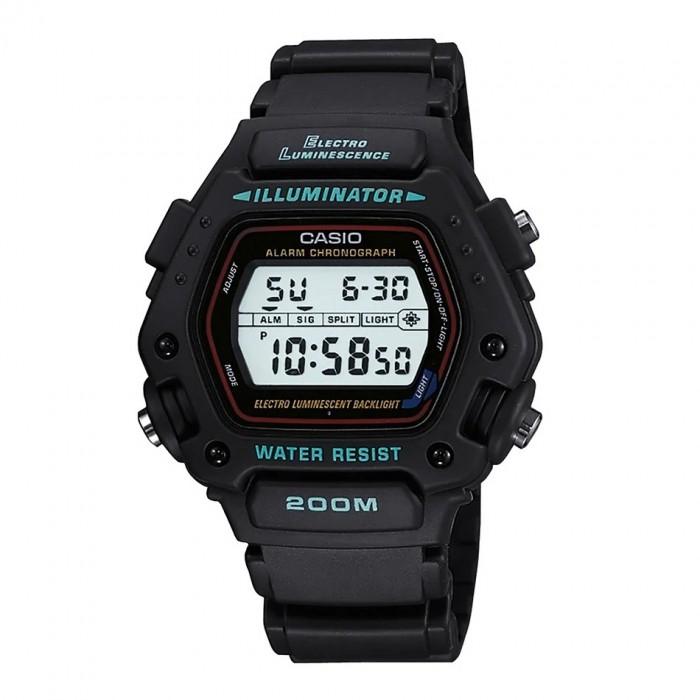 Đồng hồ Casio DW-290-1VS hàng mới 100%, cam kết chính hãng, bị phai chữ ở viền, còn full bảo hành và phụ kiện 1