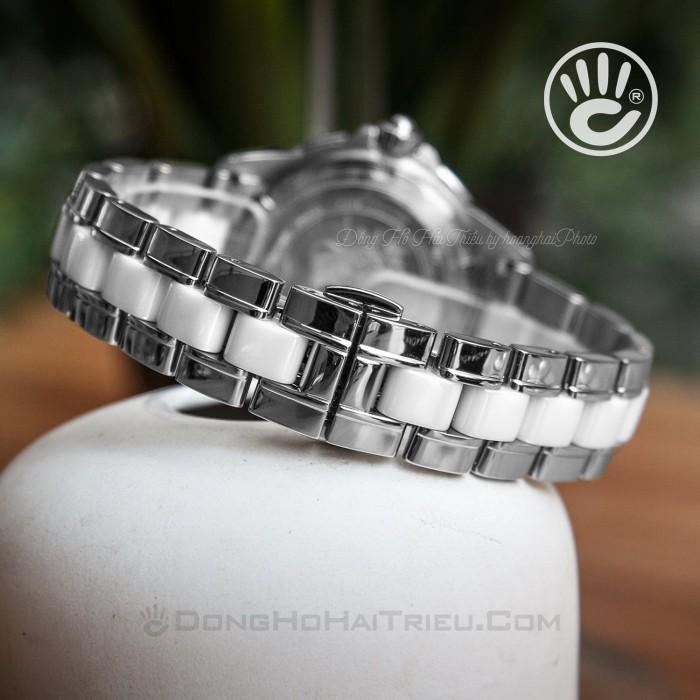 Đồng hồ Doxa D151SMW Kính Sapphire 6