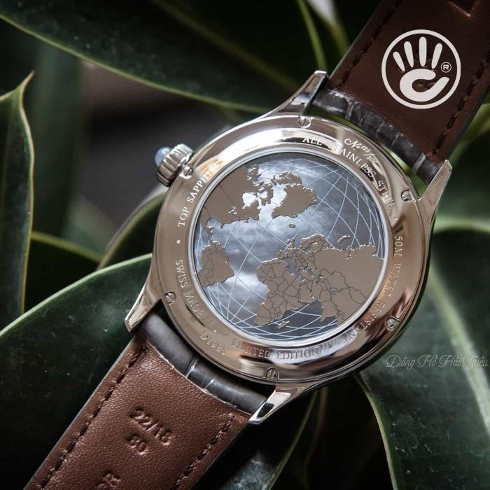 Đồng hồ Doxa D198SAG Kính Sapphire, Bộ Máy Cơ (Automatic) 5