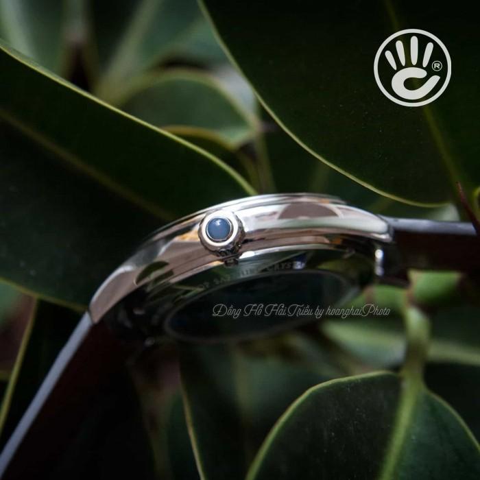 Đồng hồ Doxa D198SAG Kính Sapphire, Bộ Máy Cơ (Automatic) 6