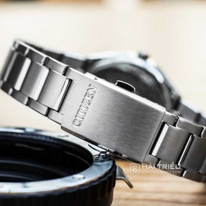 Đồng hồ Citizen FE6020-56F, Bộ Máy Năng Lượng Ánh Sáng 5