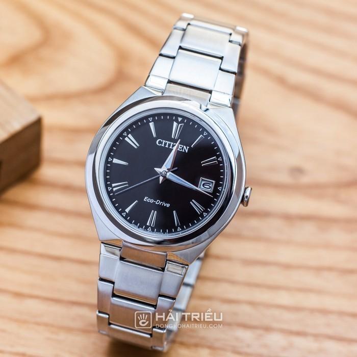 Đồng hồ Citizen FE6020-56F, Bộ Máy Năng Lượng Ánh Sáng 2