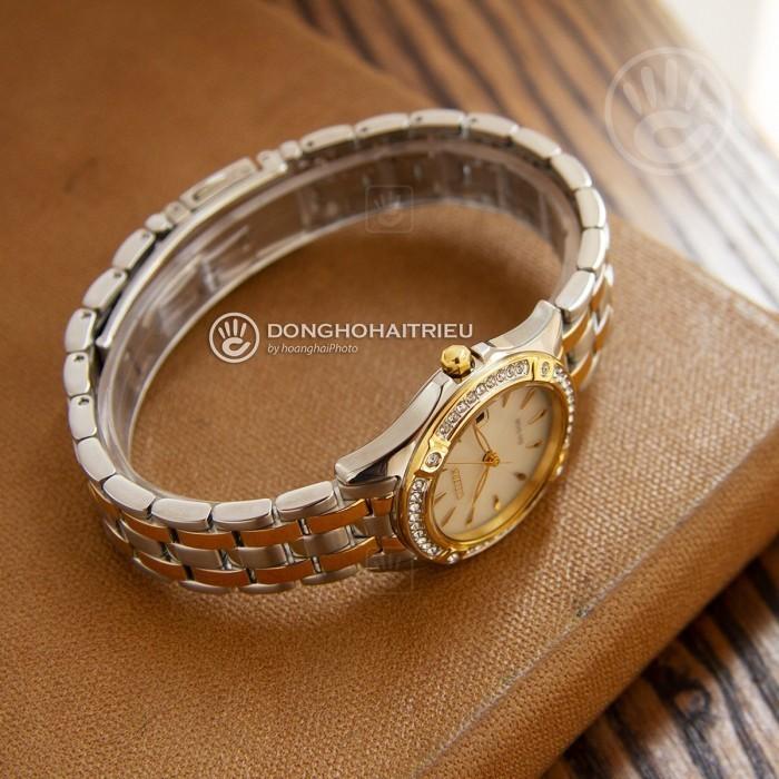 Đồng hồ Citizen EW2354-53P Kính Sapphire, Bộ Máy Năng Lượng Ánh Sáng 4