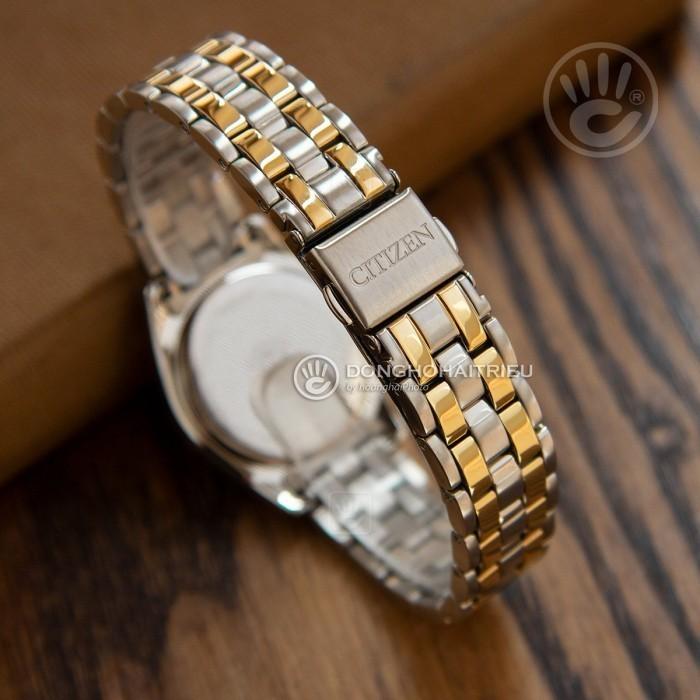 Đồng hồ Citizen EW2354-53P Kính Sapphire, Bộ Máy Năng Lượng Ánh Sáng 5