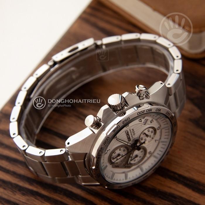 Đồng hồ Seiko SSB317P1, Chronograph 6