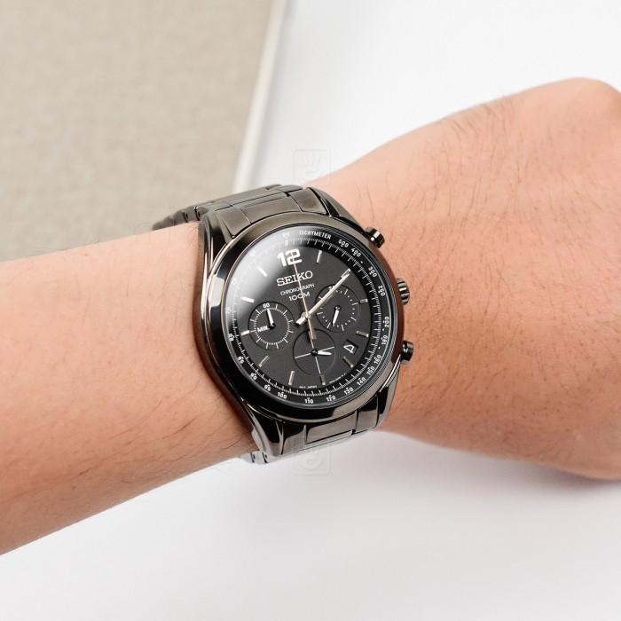 Đồng hồ Seiko SSB093P1, Chronograph 2