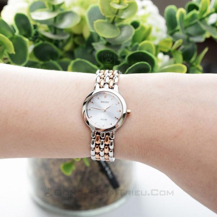 Đồng hồ Seiko SUP351P1, Bộ Máy Năng Lượng Ánh Sáng 2