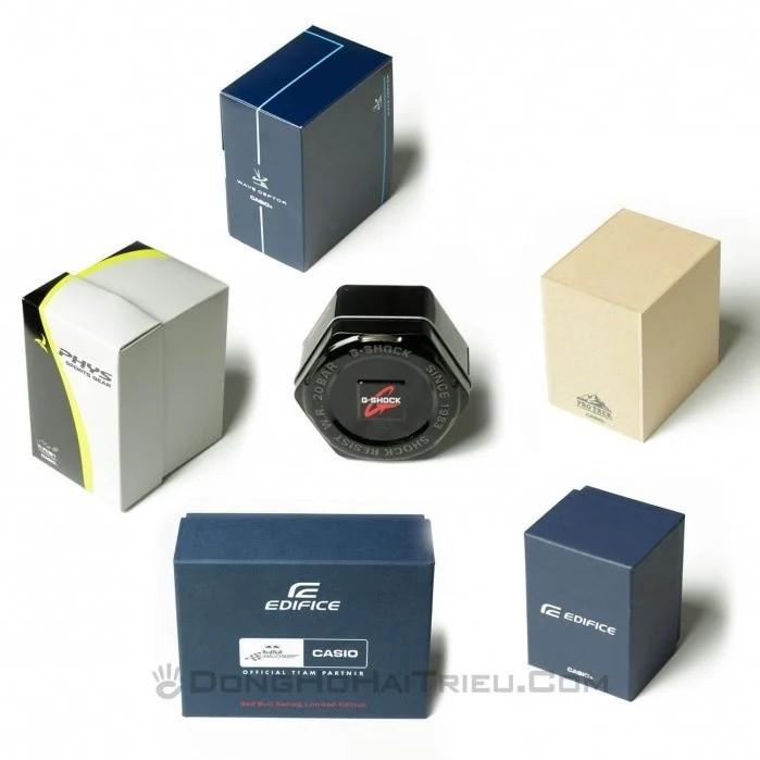 Đồng hồ CASIO EFR-526L-2AVUDF hãng mới, cam kết zin 100%, đồng hồ đã thay kim, đầy đủ bảo hành và phụ kiện 6