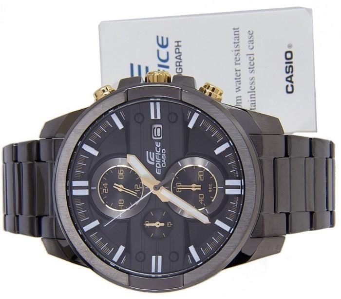 Đồng hồ nam Casio EFR-543BK-1A9VUDF kháng nước đến 10 ATM- Ảnh 5