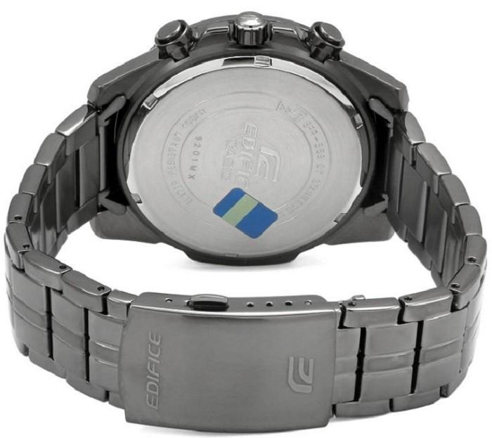 Đồng hồ nam Casio EFR-559GY-1AVUDF phiên bản dây kim loại - Ảnh 3