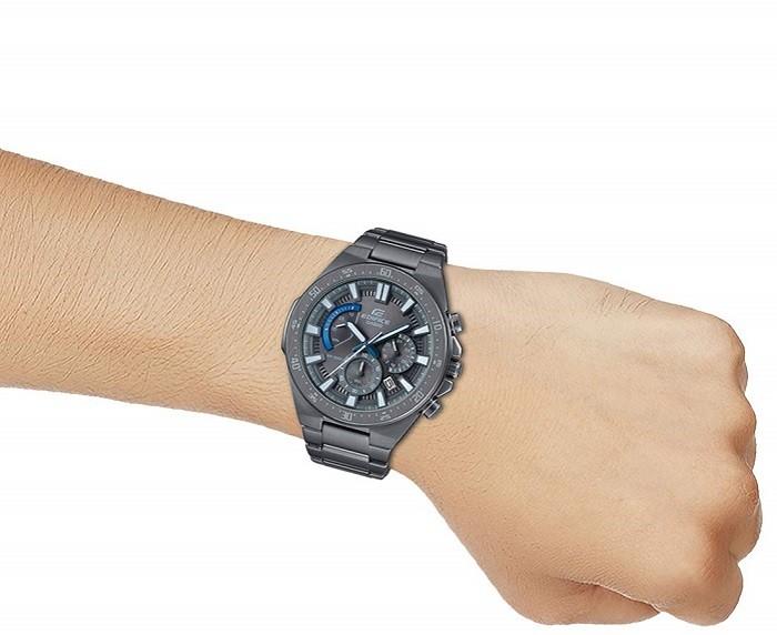 Đồng hồ thể thao Casio EFR-563GY-1AVUDF kháng nước 10 ATM- Ảnh 3