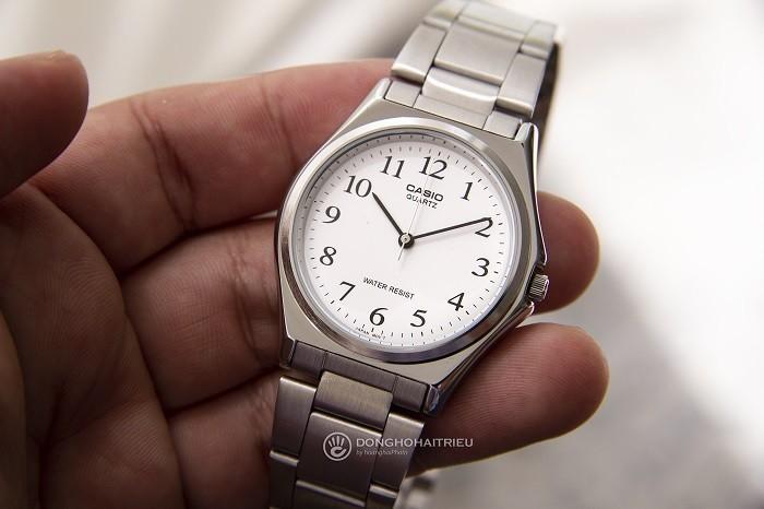 Đồng hồ Casio MTP-1130A-7BRDF kính Mineral Crystal - Ảnh 2