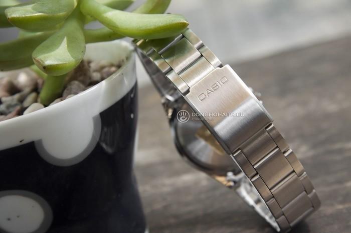 Đồng hồ Casio MTP-1130A-7BRDF kính Mineral Crystal - Ảnh 3