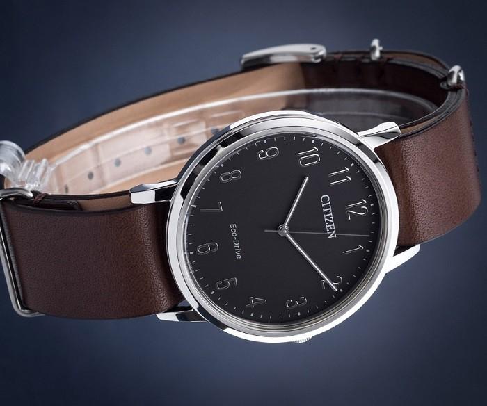 Đồng hồ nam Citizen BJ6501-01E hấp thụ năng lượng mặt trời - Ảnh 2