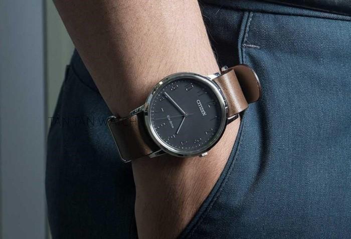 Đồng hồ nam Citizen BJ6501-01E hấp thụ năng lượng mặt trời - Ảnh 5