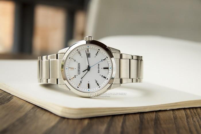 Đồng hồ Citizen BM7141-51A mặt kính sapphire chống trầy- Ảnh 1