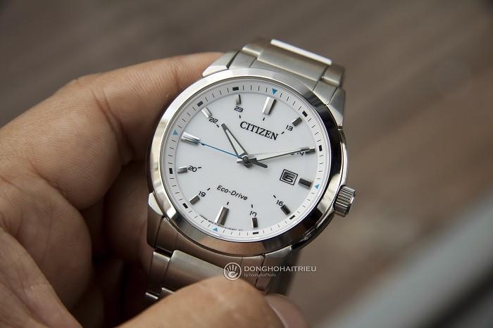 Đồng hồ Citizen BM7141-51A mặt kính sapphire chống trầy- Ảnh 2