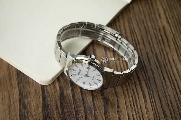 Đồng hồ Citizen BM7141-51A mặt kính sapphire chống trầy- Ảnh 4