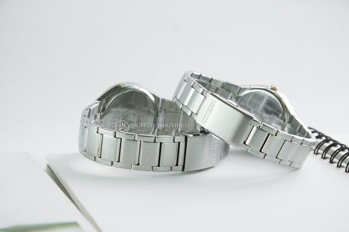 Đồng hồ Citizen FE6024-55B siêu mỏng dùng năng lượng xanh - Ảnh 3