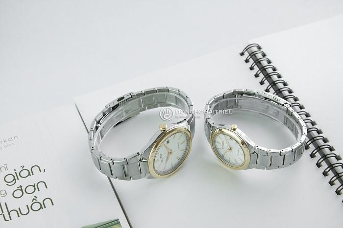 Đồng hồ Citizen FE6024-55B siêu mỏng dùng năng lượng xanh - Ảnh 4