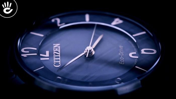 Đồng hồ Citizen EM0528-82H năng lượng ánh sáng mới nhất - Ảnh 3