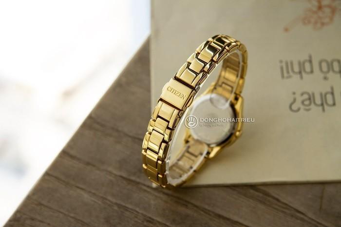 Đồng hồ Citizen FE1122-88P niềng đính đá pha lê Swarovski - Ảnh 3