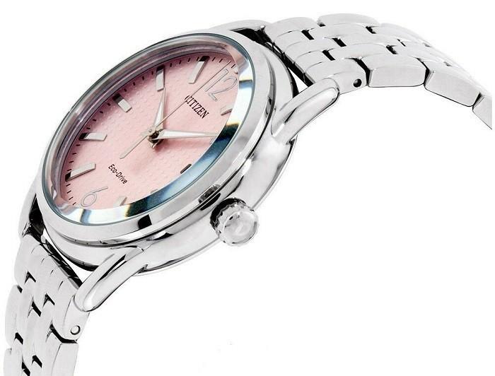 Đồng hồ Citizen FE6080-71X vỏ máy mạ bạc vô cùng sang trọng - Ảnh 4