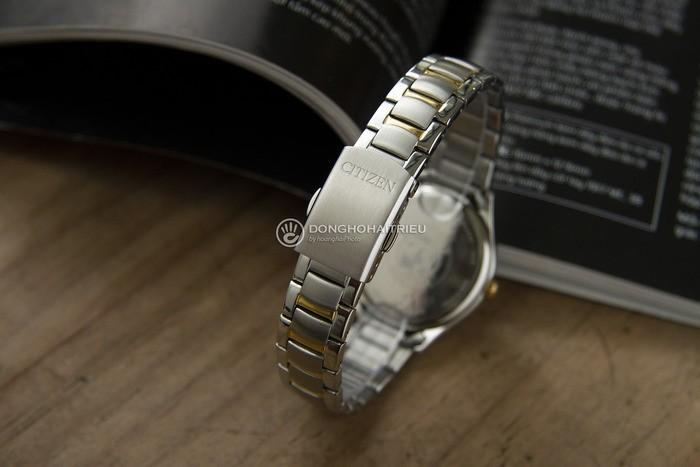Đồng hồ Citizen EO1184-81D khảm xà cừ, đính pha lê cao cấp Ảnh 3