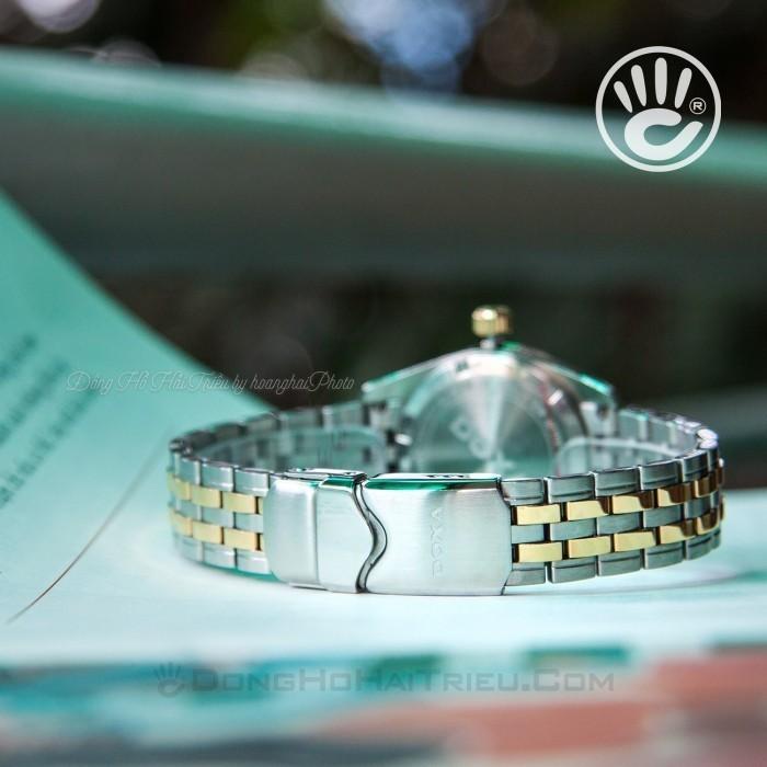 Đồng hồ Doxa D150TCM Kính Sapphire 6