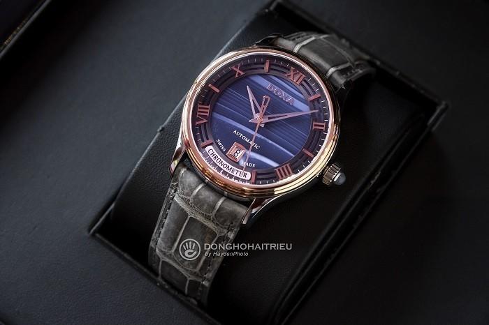 Review đồng hồ Doxa D198RAG phiên bản giới hạn toàn cầu - Ảnh 1