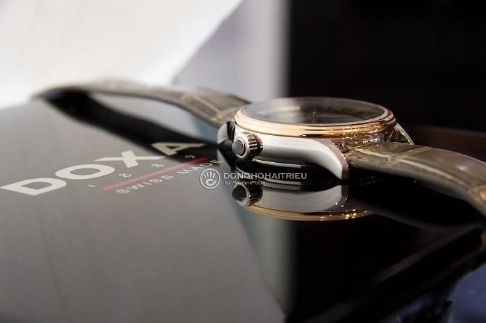 Review đồng hồ Doxa D198RAG phiên bản giới hạn toàn cầu - Ảnh 5