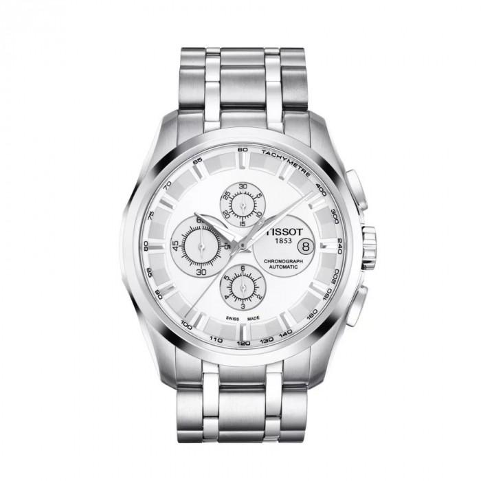 Đồng hồ Tissot T035.627.11.031.00 Likenew, cam kết zin 100%, hàng còn rất mới, hết bảo hành và Full phụ kiện 1