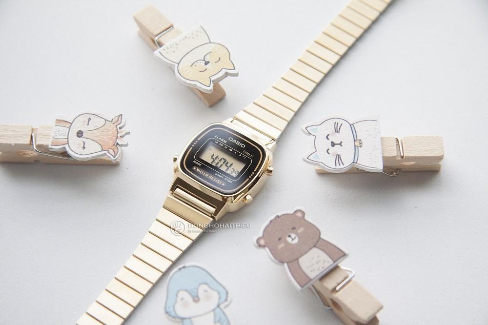 Giải mã cơn sốt đồng hồ Casio LA670 tại thị trường Việt Nam 4
