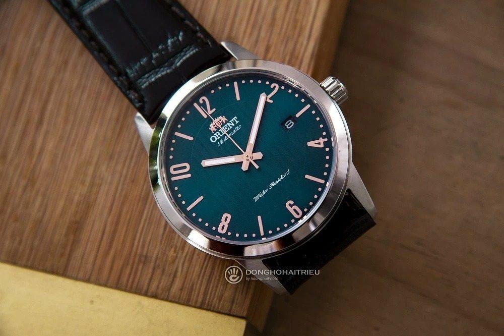 Những chiếc đồng hồ Orient mặt xanh được yêu thích nhất mọi thời đại - Ảnh 1
