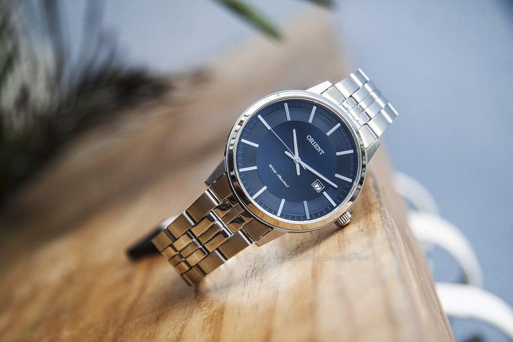 Orient mặt xanh FUNG8003D0 - Chiếc đồng hồ được yêu thích nhất mọi thời đại - Ảnh 10