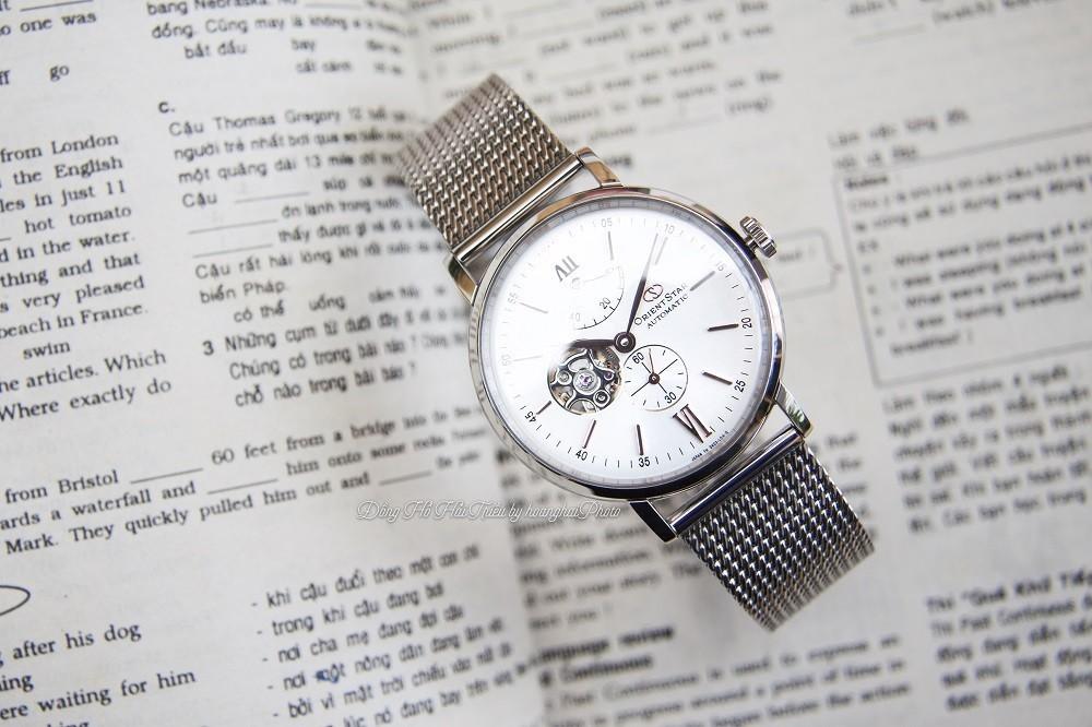 Công ty đồng hồ Orient Star đã có một bước ngoặt vô cùng ấn tượng - Ảnh 1