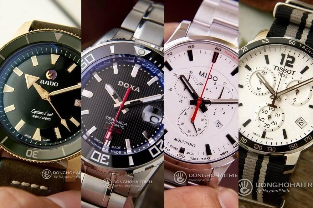 Bảng xếp hạng đồng hồ Thụy Sỹ: Thương hiệu nào đang dẫn đầu? 6