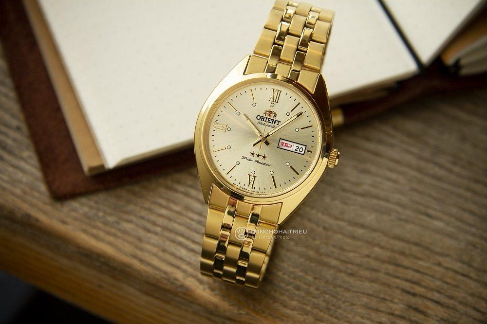 Chiếc đồng hồ Orient 3 sao với diện mạo vô cùng sang trọng - Ảnh 9
