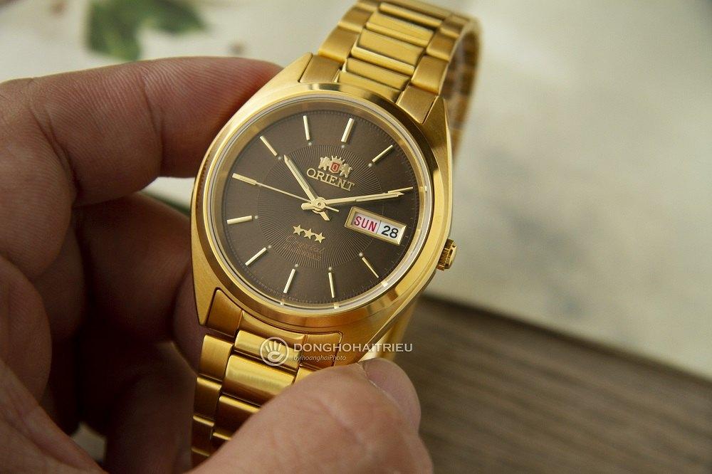 Mua đồng hồ Orient 3 sao tại chuyên kênh đồng hồ giảm giá Hải Triều Outlet - Ảnh 18