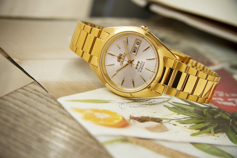 Chiếc đồng hồ Orient 3 sao được bán tại Hải Triều Outlet cam kết hàng chính hãng - Ảnh 17