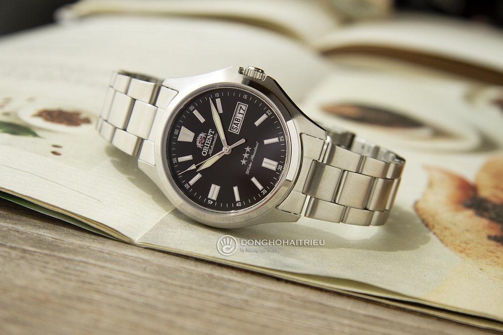 Đồng hồ Hải Triều cam kết cung cấp đồng hồ Orient 3 sao chính hãng cùng chính sách ưu đãi hấp dẫn - Ảnh 19