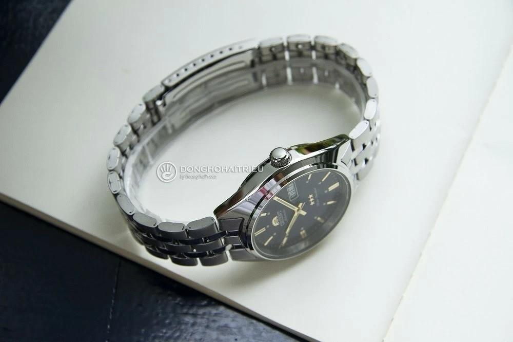 Chiêm ngưỡng vẻ đẹp của chiếc đồng hồ Orient 3 sao được yêu thích - Ảnh 1