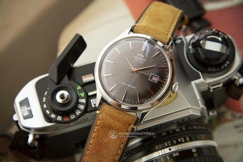 Cùng xem qua mẫu đồng hồ nam của Orient được săn đón nhiều nhất - Ảnh 1
