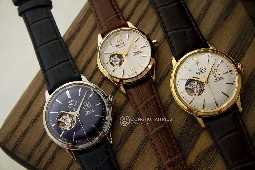 Dòng đồng hồ Orient 1010 có 3 phiên bản đặc biệt - Ảnh 13