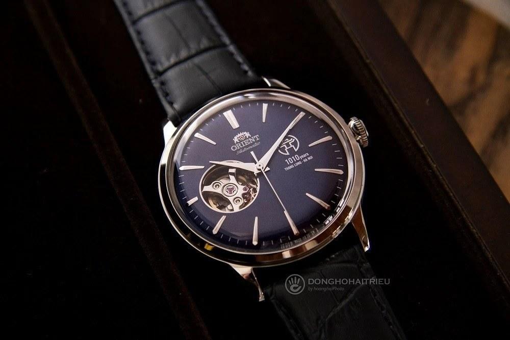 Thiết kế lộ cơ của chiếc đồng hồ Orient 1010 cực thu hút - Ảnh 6